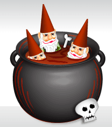 Gnome Stew blog logo