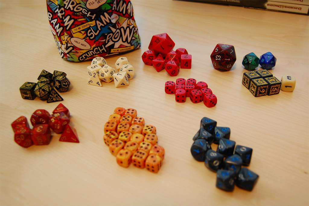 Review: The Ultimate Dice Bag | Gnome Stew