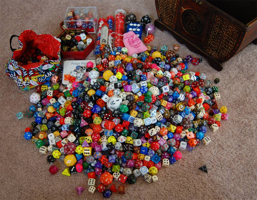Here S A Pile O Dice