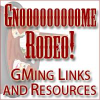 Gnome Rodeo: The Garden of Gnomish Delights
