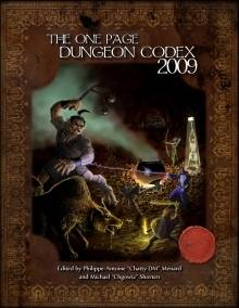 Get 21 Free Dungeons in the One-Page Dungeon Codex