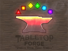 Tabletop Forge: Like Google+ Hangout Gaming and PDF GMing Tools?