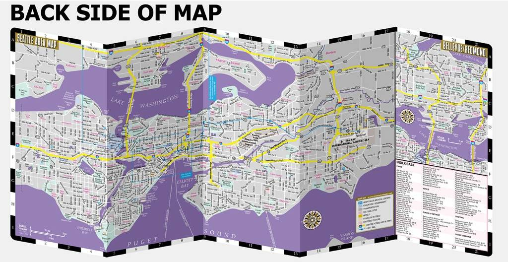 Streetwise Chicago Map.Street Wise Maps A Great Little Resource For A Modern Game Gnome