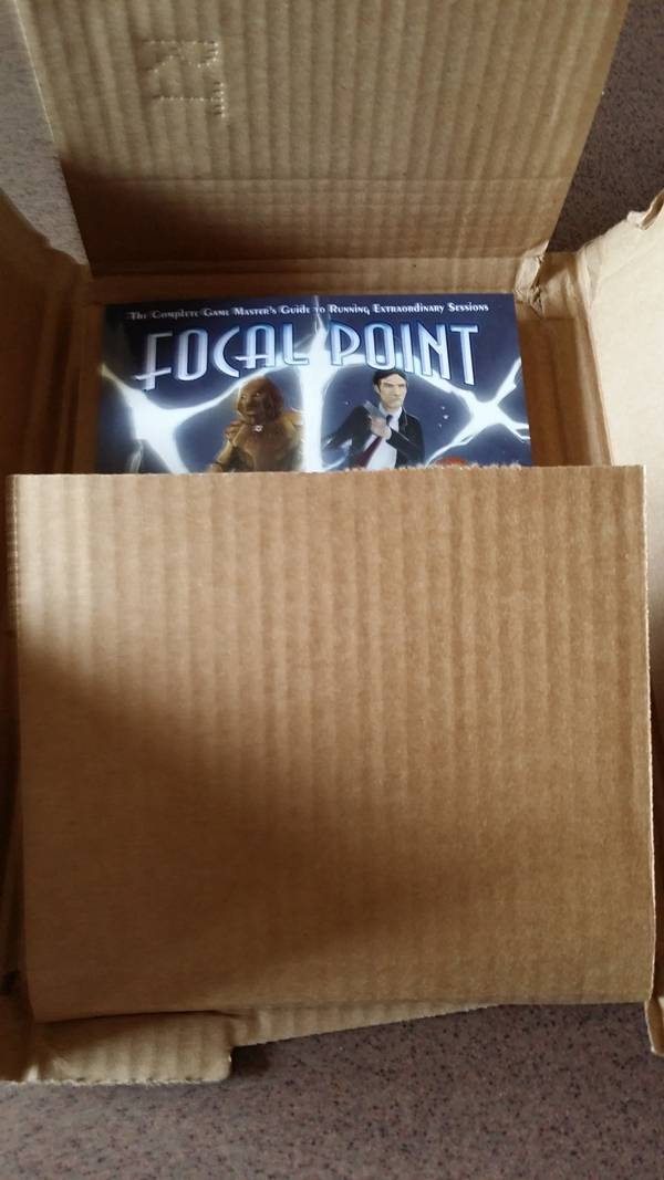 Focal Point preorder update: The ebook versions are ready, and the proof is in hand