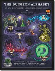 """""""O"""" is For Old School: Review of The Dungeon Alphabet"""